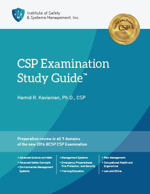 ASP-CSP Exam Prep - Bowen EHS
